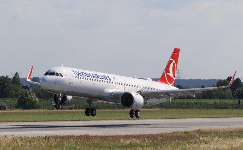 Turkish Airlines увеличит количество прямых рейсов между Стамбулом и Одессой до 21 в неделю.