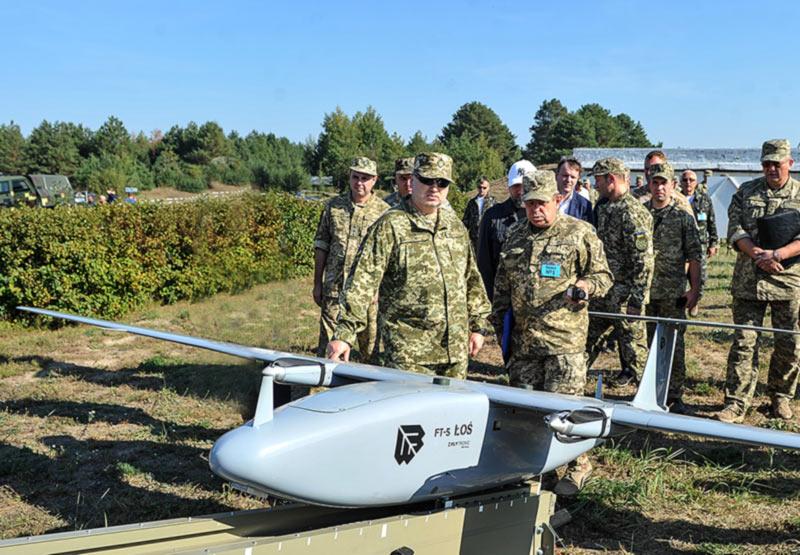 В Украине испытали новое оружие для Воздушных и Сухопутных сил