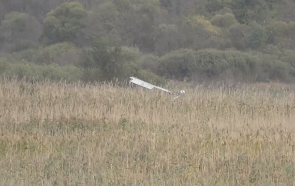 В Харьковской области упал пожарный вертолет