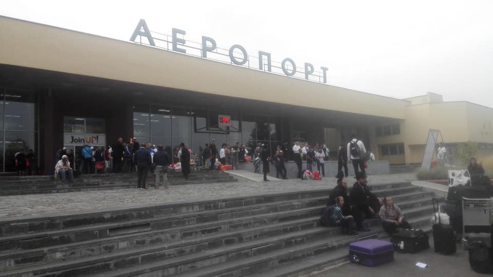 Винницкий аэропорт примет восемь рейсов с хасидами
