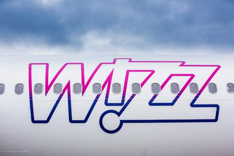 Wizz Air увеличила пассажиропоток на 20%