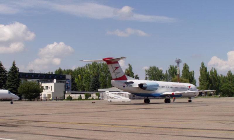 Запорожский аэропорт одолжит $10 млн. под поручительство горсовета