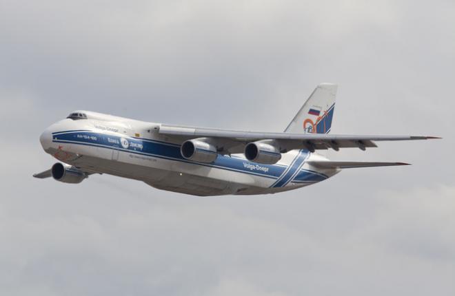 General Electric занялась вопросом двигателей для Ан-124