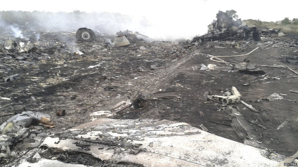 Нидерланды и Россия обсудили катастрофу MH-17