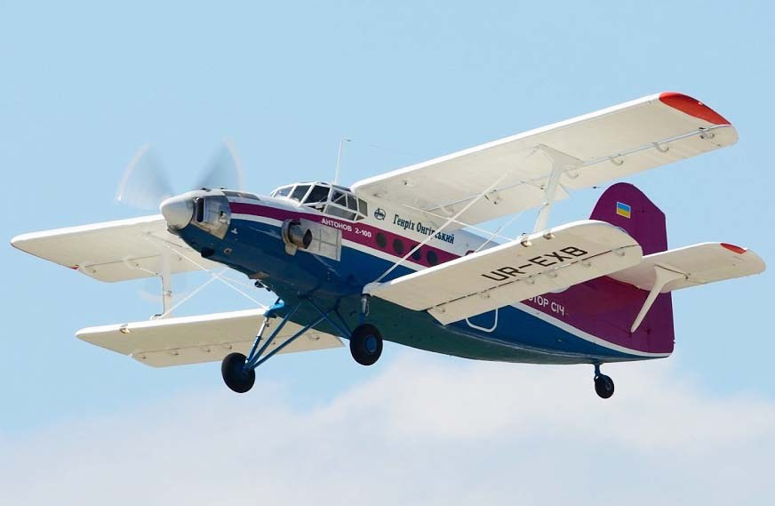 «Мотор Сич» и ГП «Антонов» подписали лицензионный договор по самолету Ан-2-100