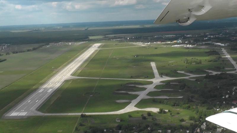 В Женеве представлен проект создания аэропорта в Белой Церкви