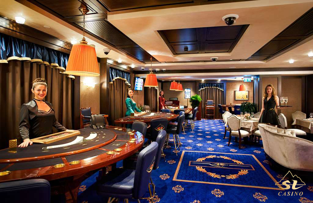 Autumn jackpot draws at SL Casino Riga