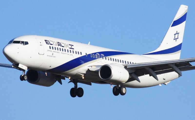 El Al возобновила полеты в Киев под собственным брендом