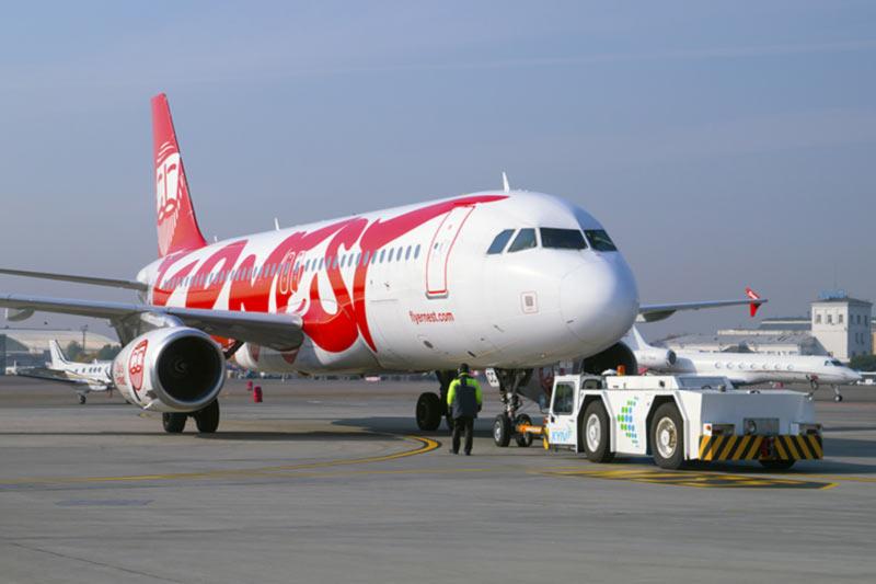 Ernest Airlines начала полеты в Рим из Жулян