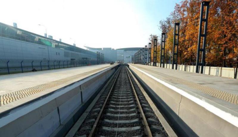 УЗ утвердила название для станции в Борисполе