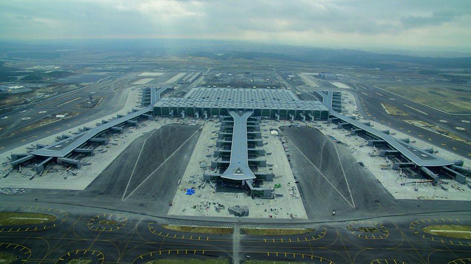 В Стамбуле открыт новый аэропорт