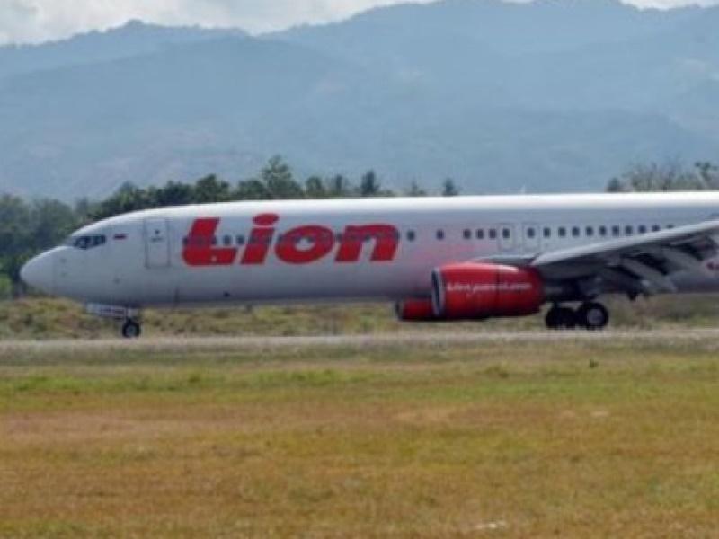 Cамолет авиакомпании Lion Air упал в море около острова Ява