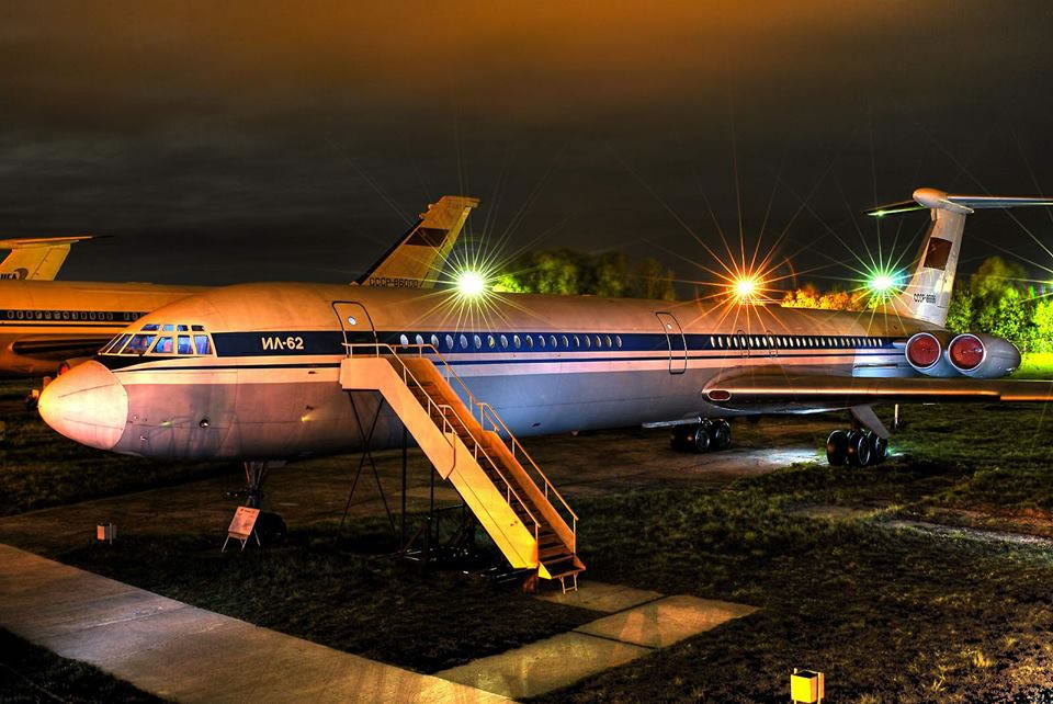 Государственный музей авиации завершает летний сезон