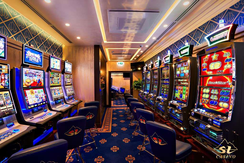 Листопад и осенние джекпоты в SL Casino в Риге