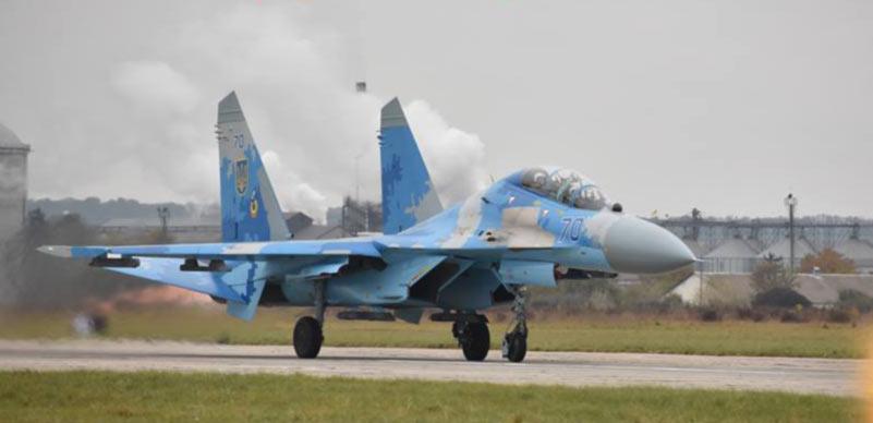 Найден «черный ящик» разбившегося самолета Су-27