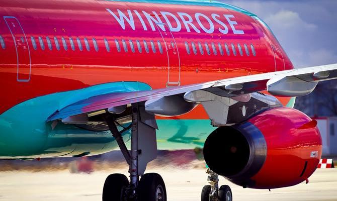 Авиакомпания WINDROSE отметила юбилей