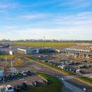 В аэропорту Киев могут появиться гостиница и ангары для самолетов