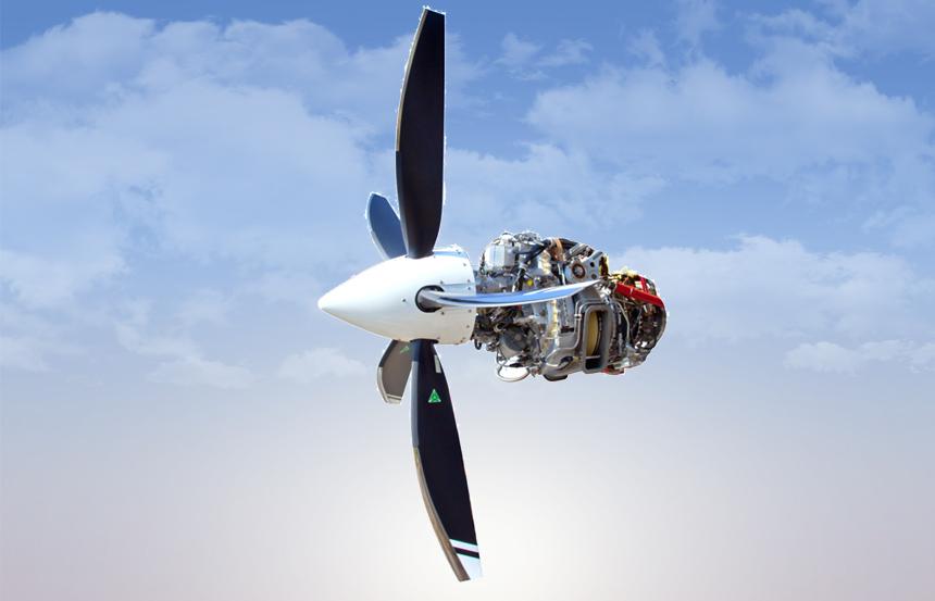 В этом году «Мотор Сич» начнет поставку двигателей австрийской Diamond Aircraft