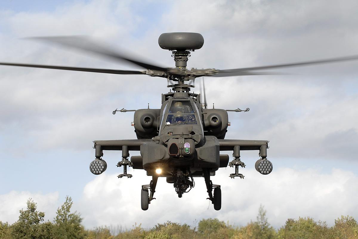 Украина ведет переговоры с иностранными партнерами по закупке ударных вертолетов