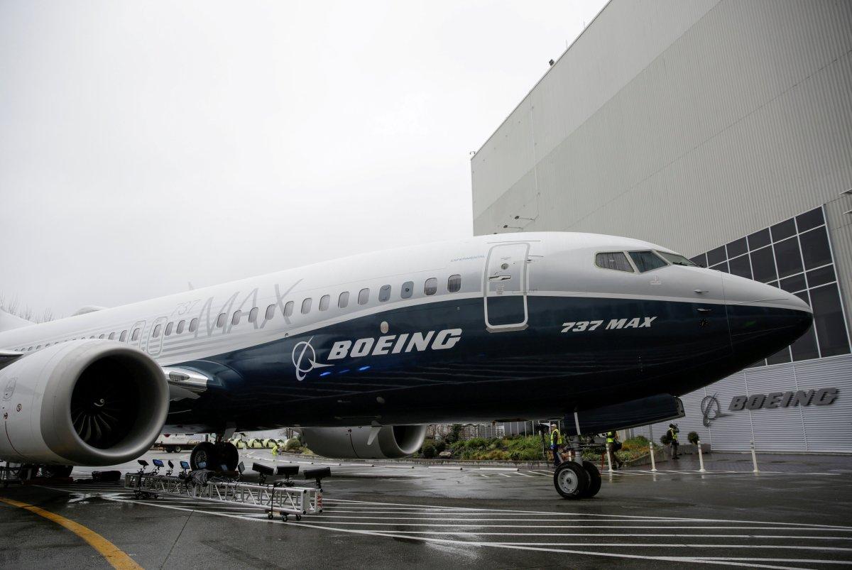 Первый Boeing 737 MAX появится в Украине весной 2019 года
