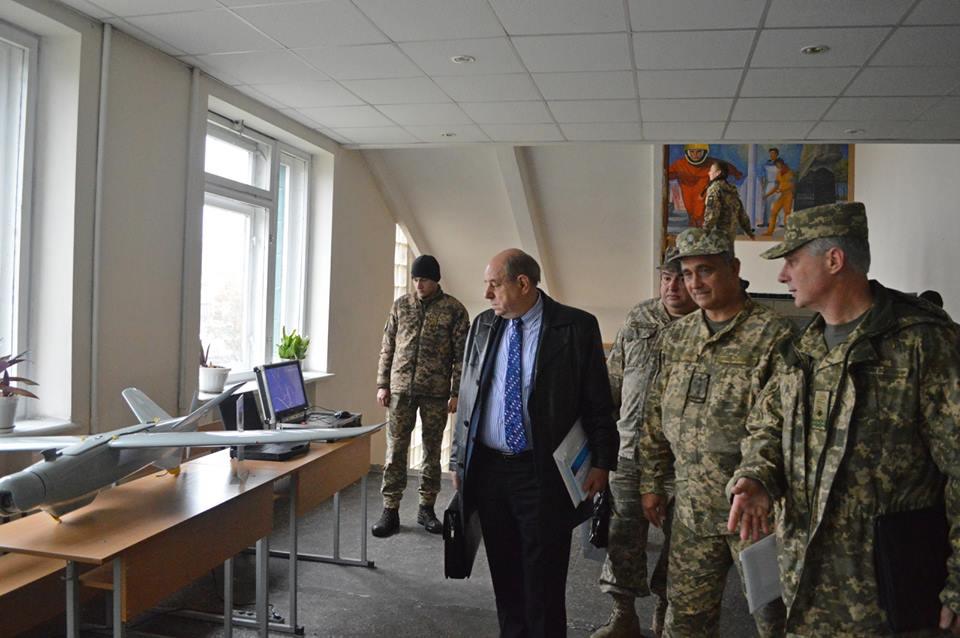В Житомире обсудили проблемы и перспективы БПЛА