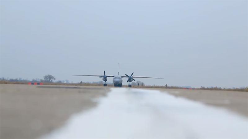 В Днепропетровской области возобновил работу военный аэродром