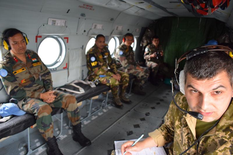 В ДР Конго ни дня без вылетов украинских Ми-8 и Ми-24