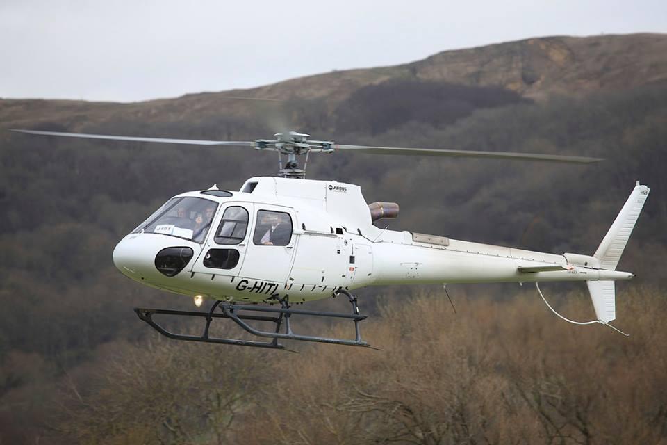 Погранслужба ищет пилотов вертолетов и техников