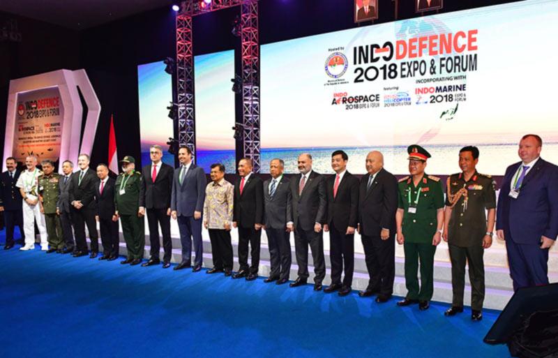 Укроборонпром на Indo Defence-2018