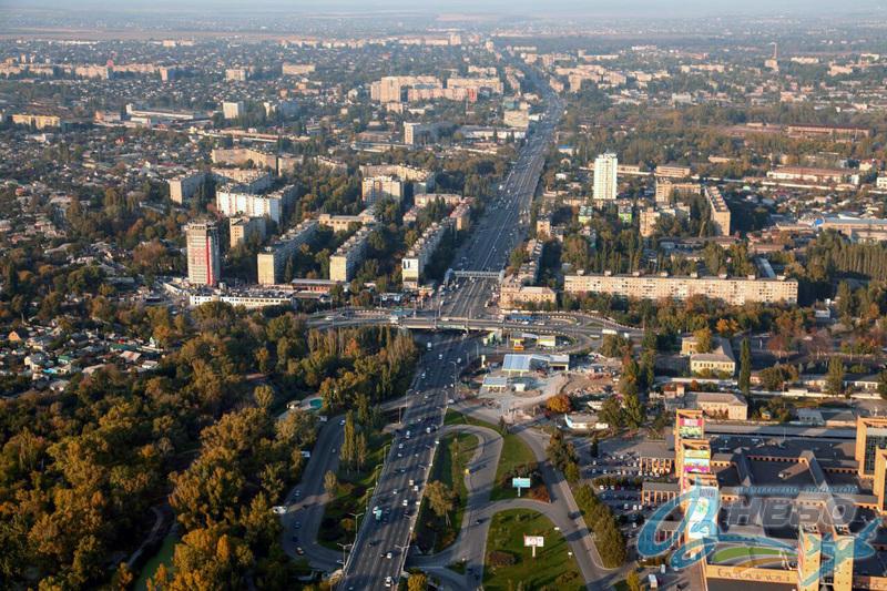 Место для нового аэропорта Днепра еще не определено