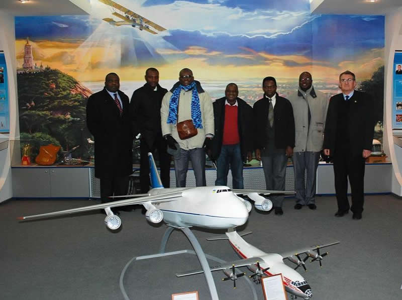 Нигерийская делегация посетила НАУ