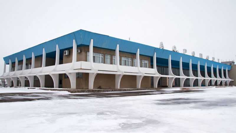 Николаевский аэропорт оживет до конца года
