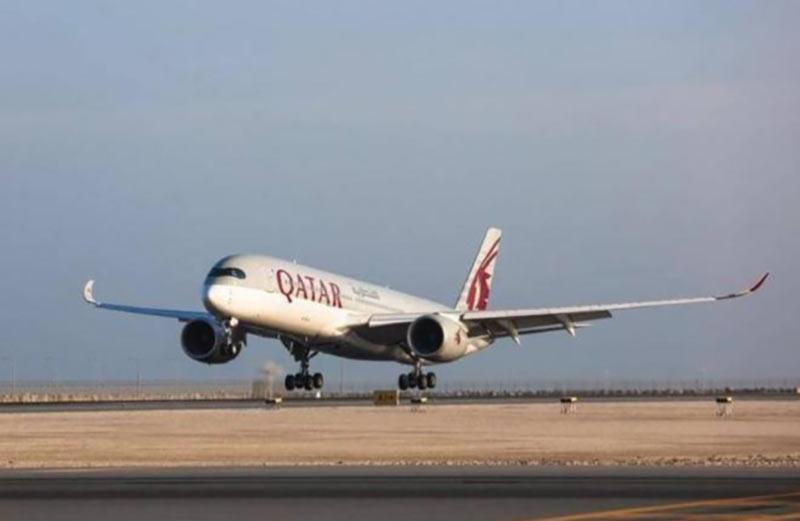 Мининфраструктуры намекнуло про полеты Qatar Airways во Львов