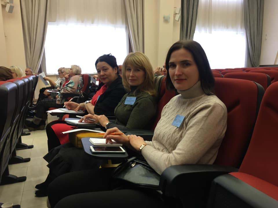 Авиамедики собрались на базе Украэроруха для обмена опытом