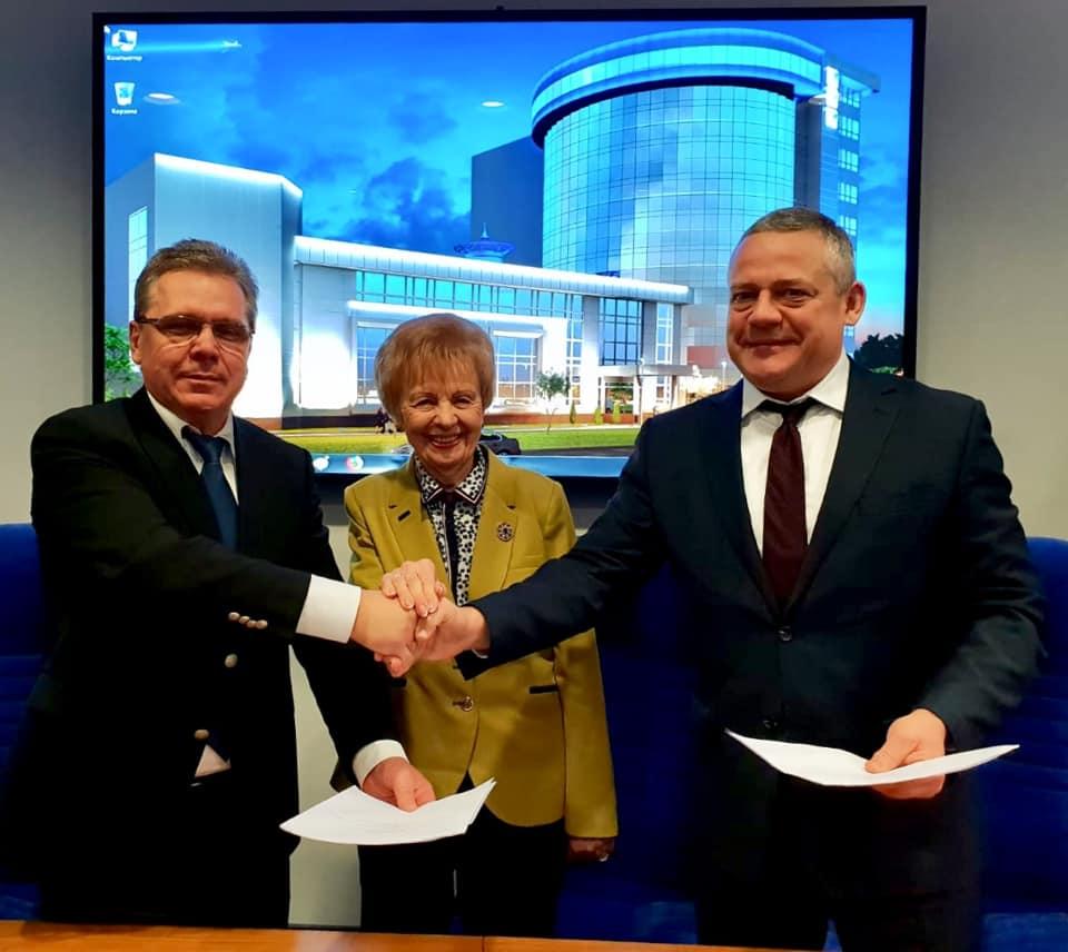 Подписан Меморандум о сотрудничестве между Украэрорухом и Институтом ИКАО (НАУ)