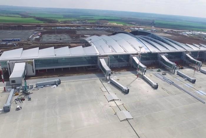 Современный аэропорт для Днепра и Запорожья обещают построить за пару лет