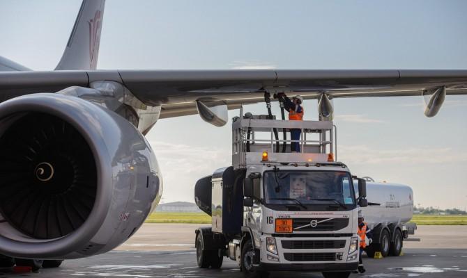 Заправка керосином: как из импортного авиатоплива делают «дизель» для АЗС