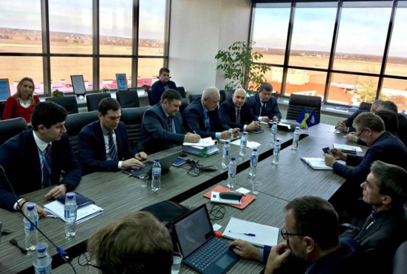 Аудиторы EASA до конца недели проведут проверку Украэроруха