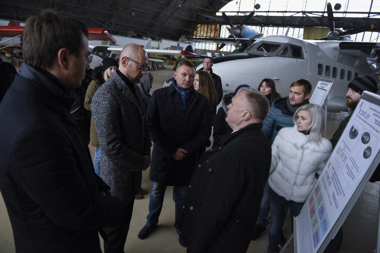 Начальник Кропивницкой летной академии в столице будет говорить о подготовке пилотов для …