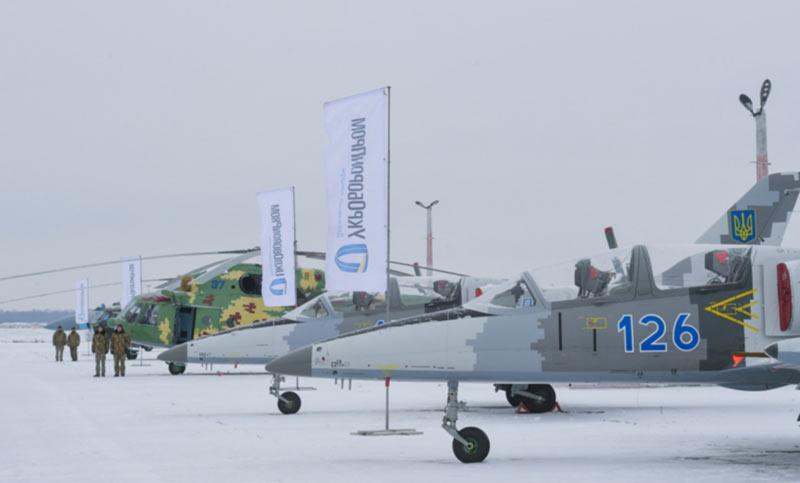 Воздушные Силы получили модернизированные самолеты