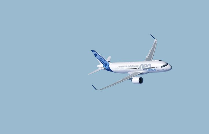 Airbus подвел итоги месяца