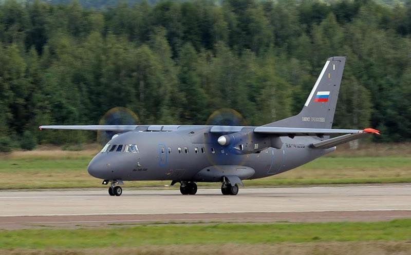 С российского «Авиакора» взыскали деньги за Ан-140