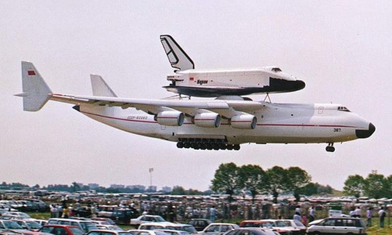 Cамолет Ан-225 «МРІЯ» — несбывшаяся мечта. Часть 2
