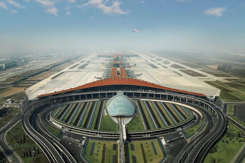 Китайцы будут строить украинские аэропорты