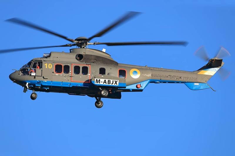 Вертолеты для МВД проходят летные испытания