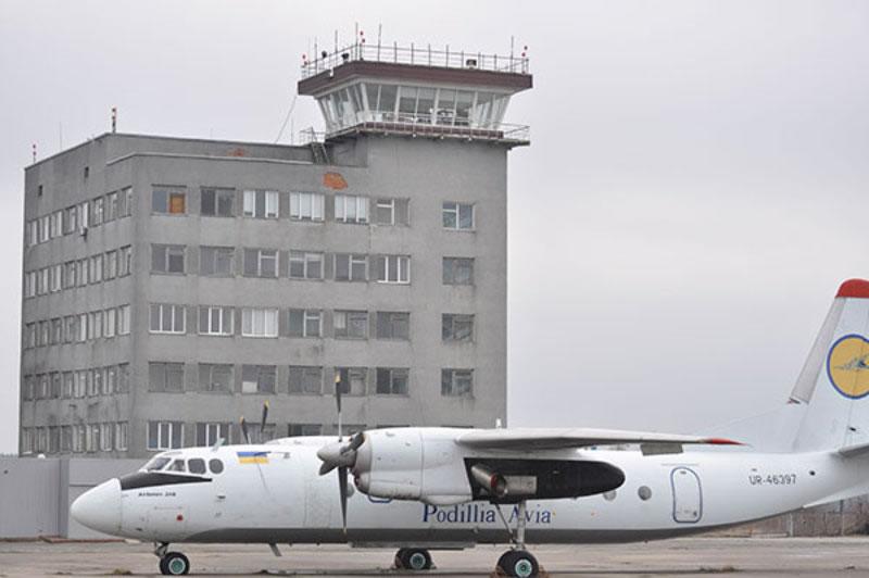 Следующий год будет годом восстановления аэропорта «Хмельницкий»