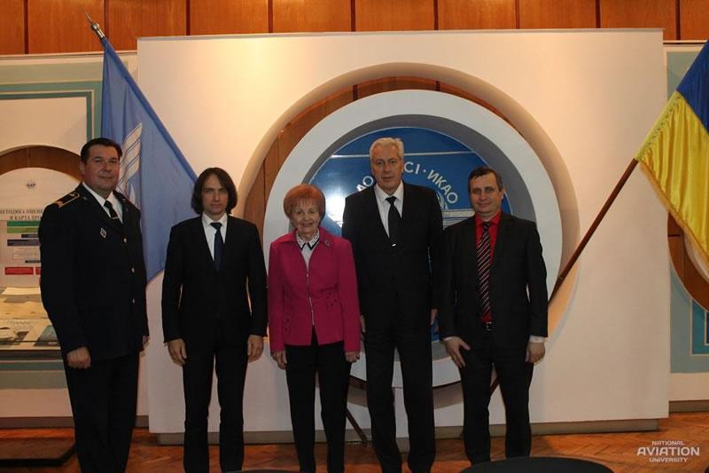 В Институте ICAO  завершен этап переподготовки руководства ГП