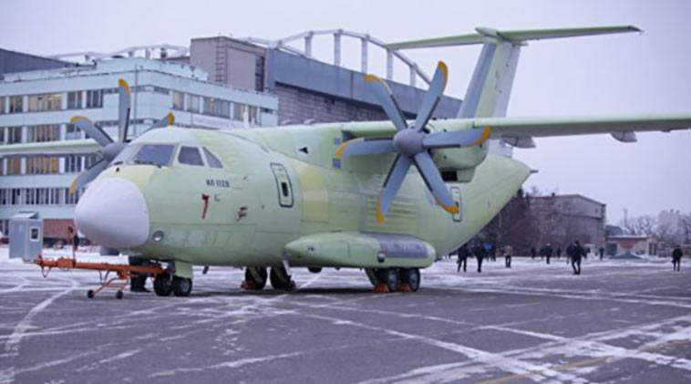 National Interest сравнил Ан-140 с российским Ил-112В