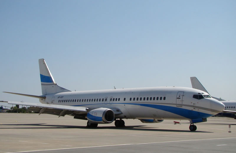 СК «ВУСО» заключила договор страхования с авиакомпанией «Джоника»