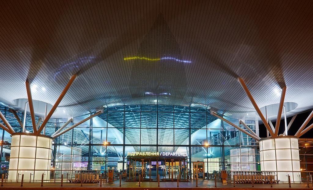 На украшение к Новому году аэропорт Борисполь потратит 3,5 млн. грн.